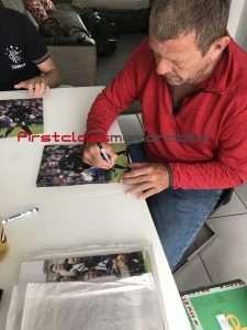 Andy Goram memorabilia