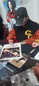 bolo yeung signed photo genuine autograph