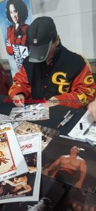 bolo yeung signing autographs