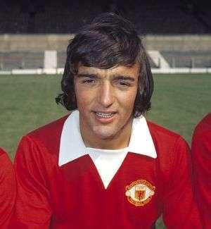 Lou Macari - Manchester United