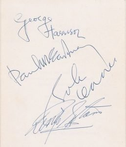 March-1964-beatles-signed-page