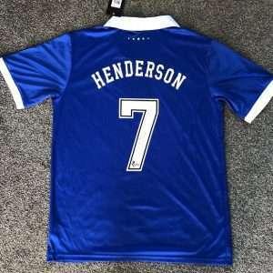 Willie Henderson autographed Rangers FC Shirt 1