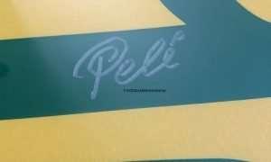 pele autograph for sale