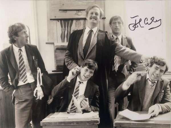 John Cleese Monty Python Signed photo