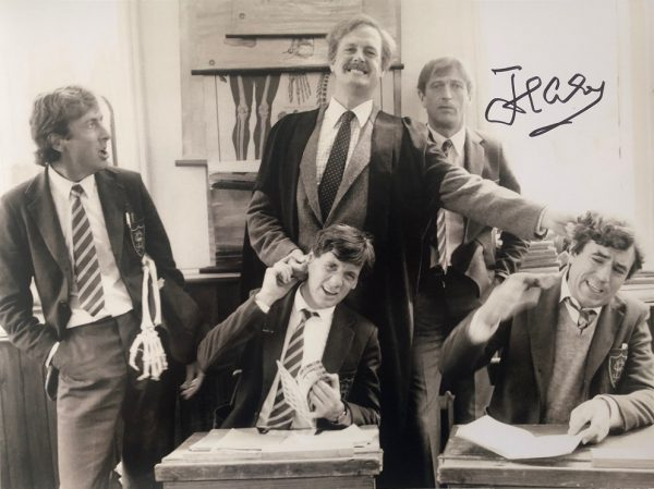 John Cleese Monty Python autographed photo