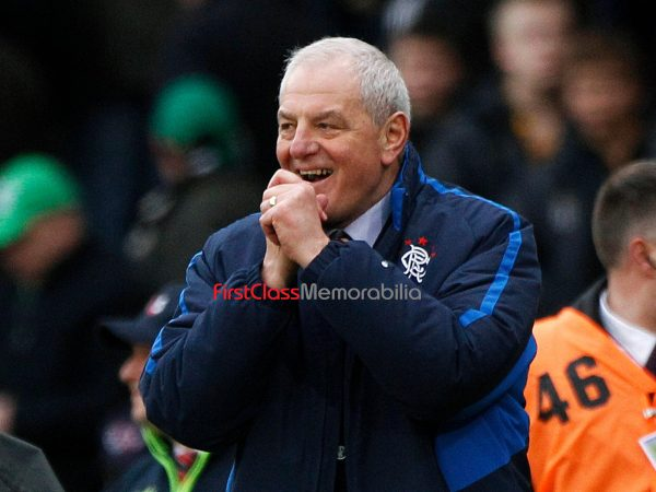 """Walter Smith Greatest Rangers Manager large photo 12x16"""" (Unsigned)"""